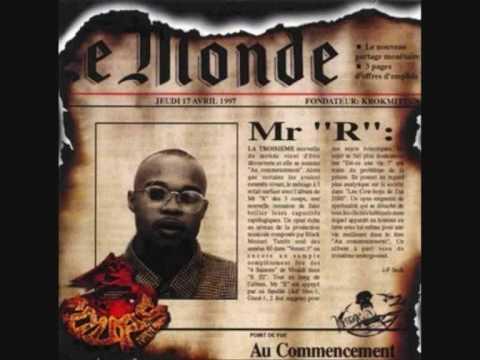 Monsieur R - Au Commencement