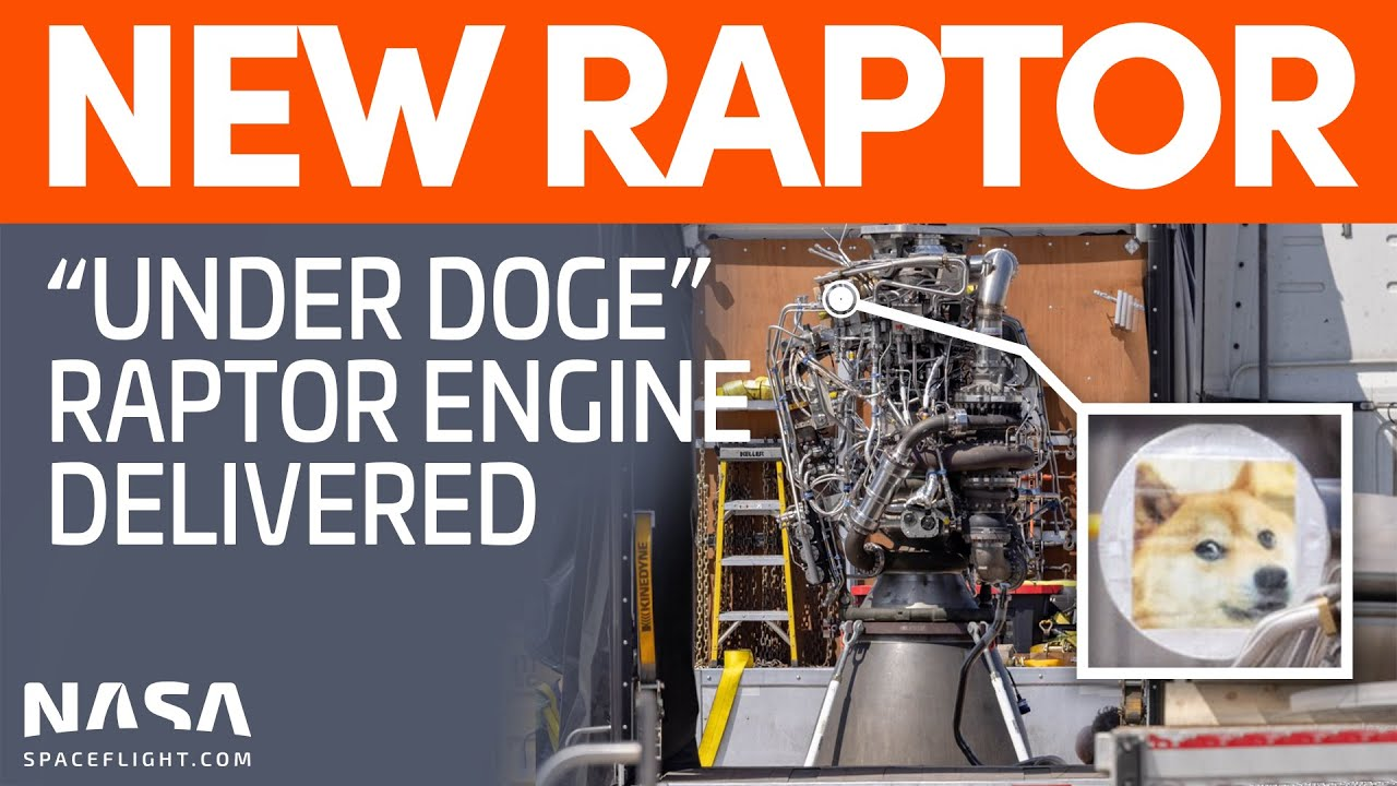 Elon Musk, SpaceX Name Rocket Engine: Underdoge!