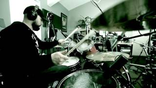 "If These Trees Could Talk ""Solstice"" - Zack Kelly Drum Play Through Video (take from album)"