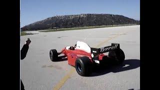 F1 Tyrrell Yamaha - V10 Pure Sound