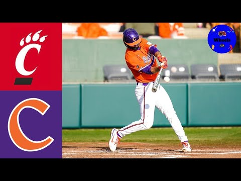 Download Cincinnati vs Clemson Highlights (Game 1) | 2021 College Baseball Highlights