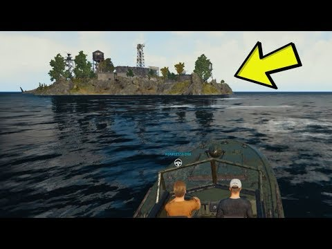WHAT HAPPENS IF YOU GO BACK TO STARTERS ISLAND? (PUBG)