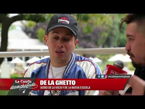 """[Entrevista] De La Ghetto en diario """"La Cuarta"""" [Chile]"""