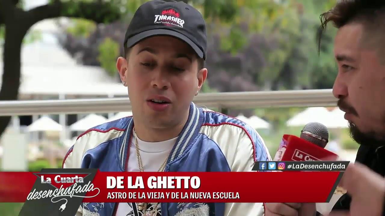 [Entrevista] De La Ghetto en diario \