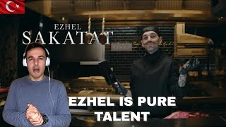 Italian Reaction to 🇹🇷  Ezhel - Sakatat ! WOW! 😲