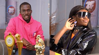 Delay Le.aked Our Private Chat...She Wanted Me To Look Bad For Hype - Disappointed Wendy Shay Speaks