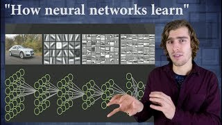 'How neural networks learn' - Part I: Feature Visualization thumbnail