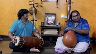 Mridangam Ghatam Duet | Ghatam Karthick | Sarvesh Karthick | Tisra Nadai