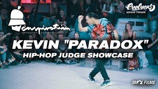 Kevin PARADOX judge showcase. Inspiration Dance Fest