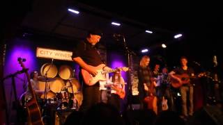 I Want to See the Bright Lights Tonight   Thompson Family   City Winery 1 29 2015