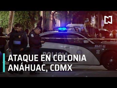 Ataques armados en la Miguel Hidalgo, CDMX - Las Noticias