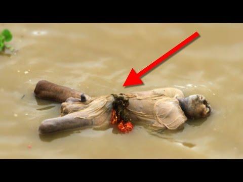10 Weirdest Places Human Bodies Were Found