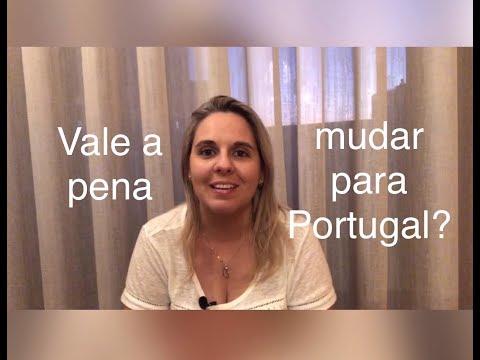 VALE A PENA MORAR EM PORTUGAL???
