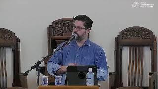 29/11/2020 - EBD - Série Vida Coerente Aula 4 - Crer e Fazer - Presb. Carlos Pinheiro Jr.
