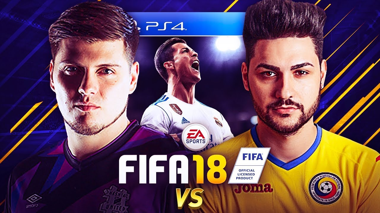 fifa 18 wager the rematch hashtag mike vs ovvy in. Black Bedroom Furniture Sets. Home Design Ideas