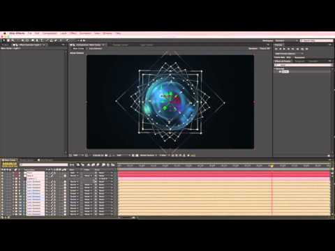 After Effects Camera Lens Animation Tutorial