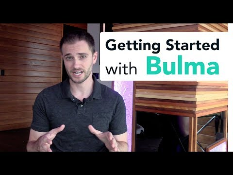 Getting Started with Bulma