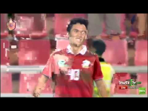 Chaowat goal for Thailand 5 1 Philippine