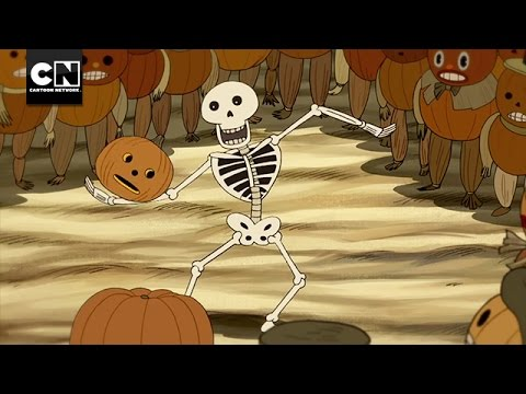Over The Garden Wall Cartoon Network Youtube