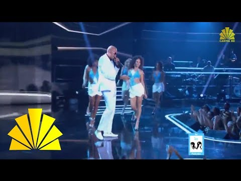 Sing Your Face Off USA - Landry Fields | Pitbull pf. Give me Anthing