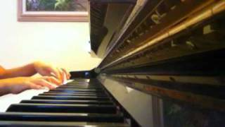 Piano - Bach Prelude in E Minor