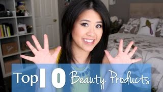 "TOP PICKS: ""10 Beauty Must Haves"" Thumbnail"
