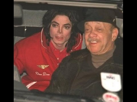 Michael Jackson and Bill Bray his friend and head of security for 20 years