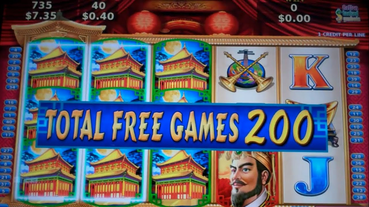 Dynasty Riches Slot Machine