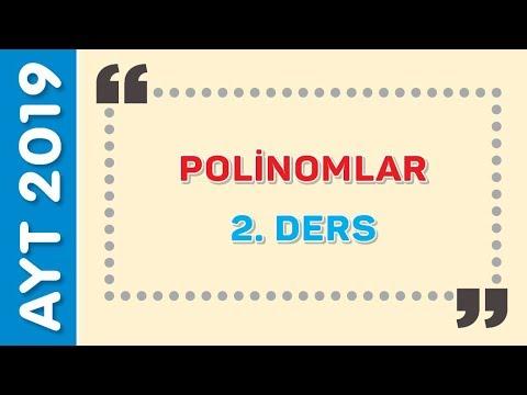 Polinomlar 2.ders _ (emrah Hoca) Şenol Hoca Matematik