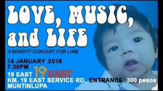 Love, Music, And Life: A Benefit Concert For Liam