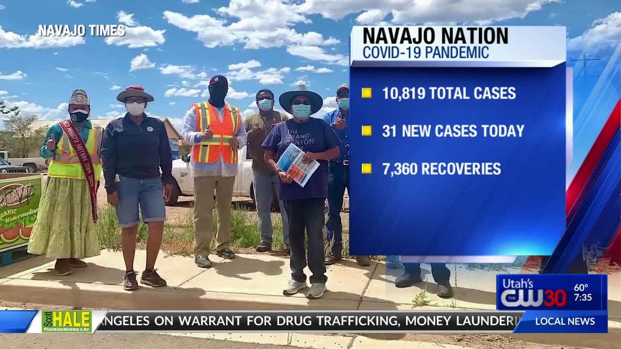 Navajo Nation President: people became COVID-19 warriors
