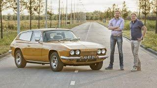 Uw Garage: Reliant Scimitar (1971) - Autovisie TV