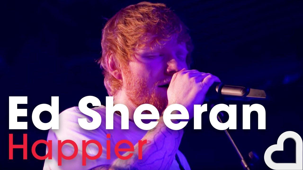 download lagu ed sheeran happier mp3