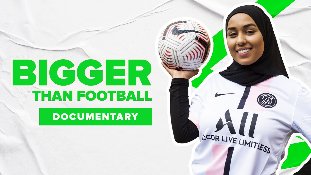 How football can change lives - BIGGER THAN FOOTBALL (documentary)