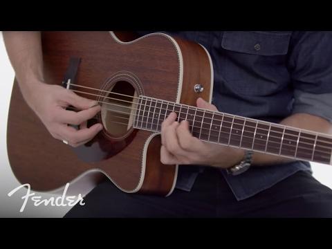 Fender PM-3 Triple-O