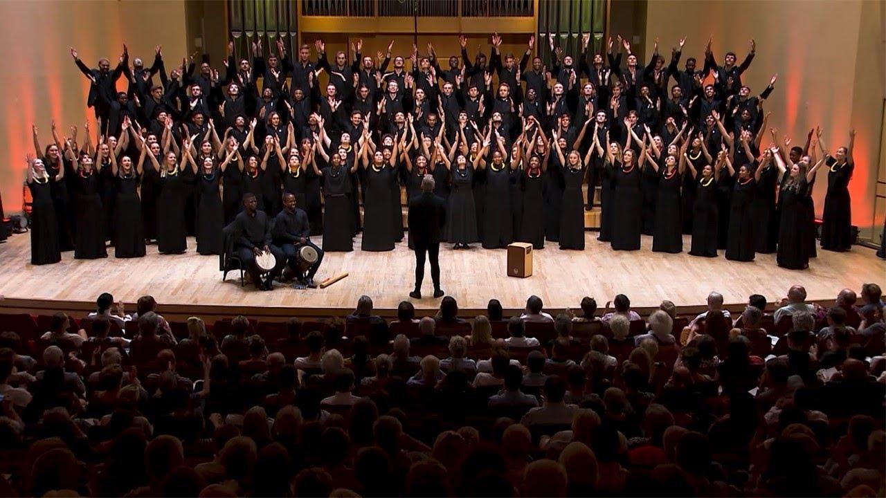 The Rainmaker  - Stellenbosch University Choir
