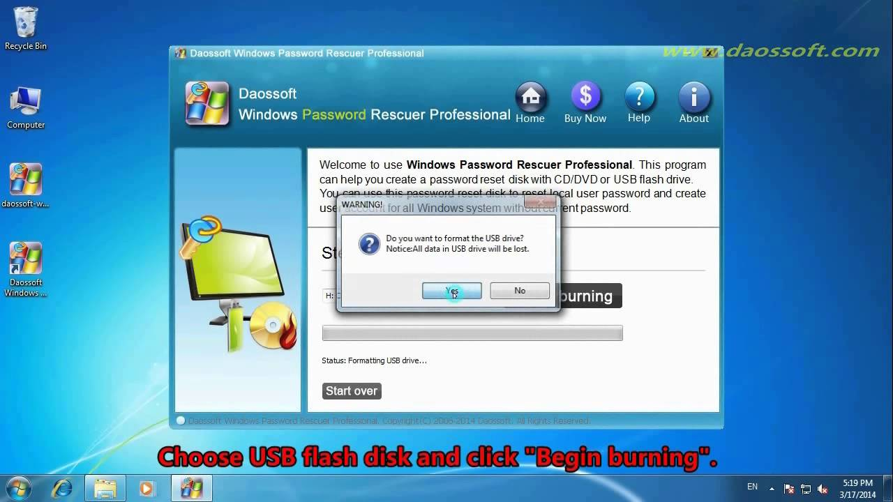 how to unlock the administrator password in windows 7