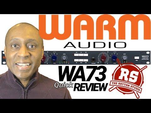 Warm Audio WA73-EQ and WA73 Will it Be the Hit of 2018