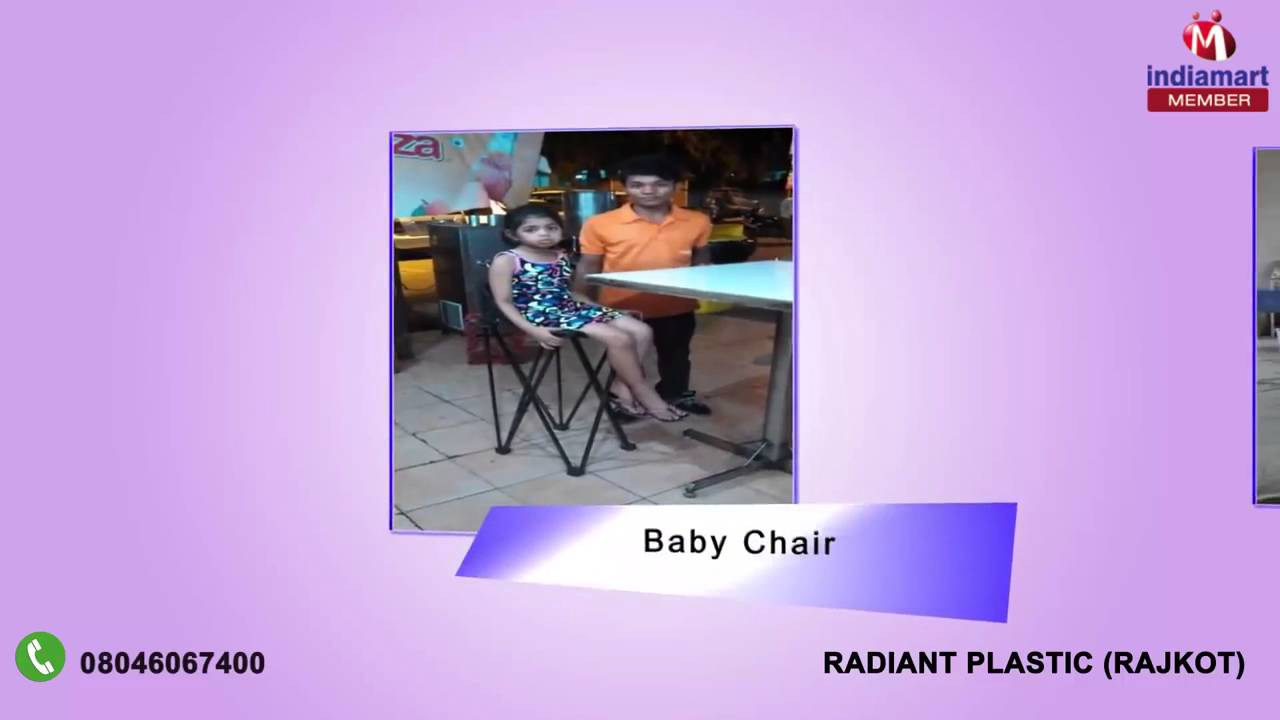folding chair in rajkot recliner cheap premium quality gazebo tent and by radiant plastic