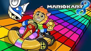 Mario Kart 8 (WiiU) - Multiplayer - Hole In The Sky