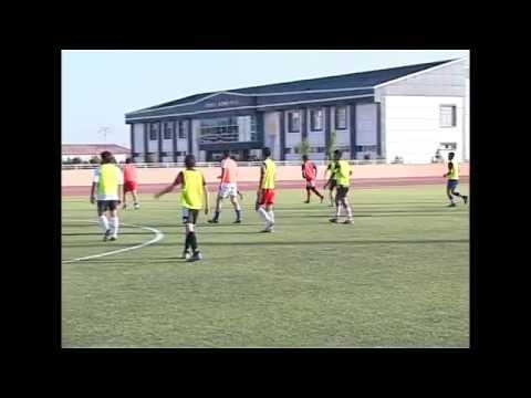 Araz Naxçıvan FK Şərurda məşqləri