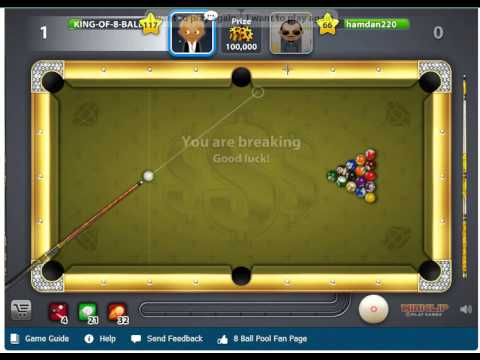 8 ball multiplayer pool by king of 8 ball