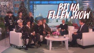[RUS SUB] BTS на Ellen Show