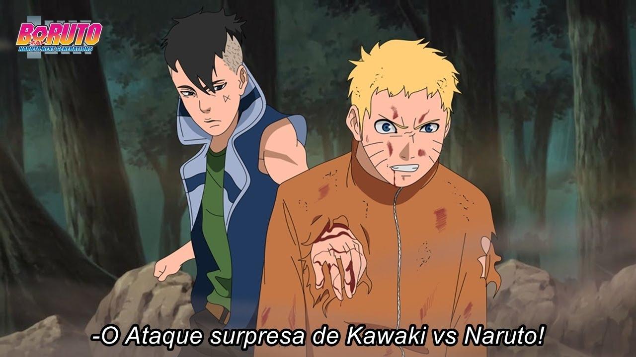 A Morte de Naruto, Kawaki encontra  jeito de Matar Naruto Uzumaki - Boruto