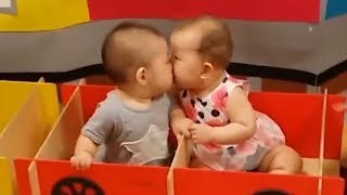 First L O V E  and First  K I S S! – The Cutest Video You Can Find Today!