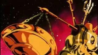 A armadura de Libra - História - Cavaleiros do Zodíaco dublado em português