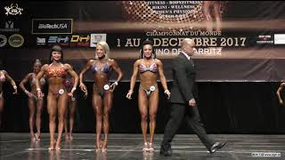 IFBB 2017 World Fitness Championships Women