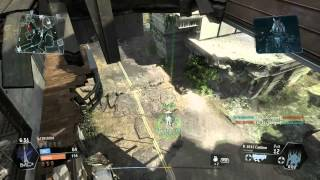 Look Out For Falling Titan (Xbox One Titanfall Beta)/ Остерегайтесь падающих титанов