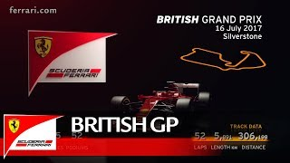 British Grand Prix Preview - Scuderia Ferrari 2017