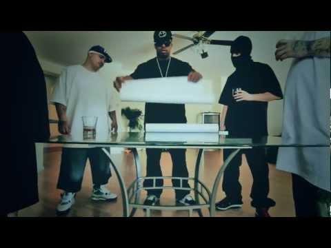PHOENIX AZ RAP - Street Life - Young Ridah Feat. Mav & P-Thoro (Welcome 2 The Zone)